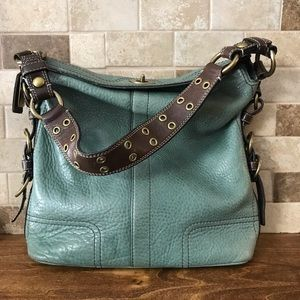 "COACH "" Wanderer"" Hobo Bag"